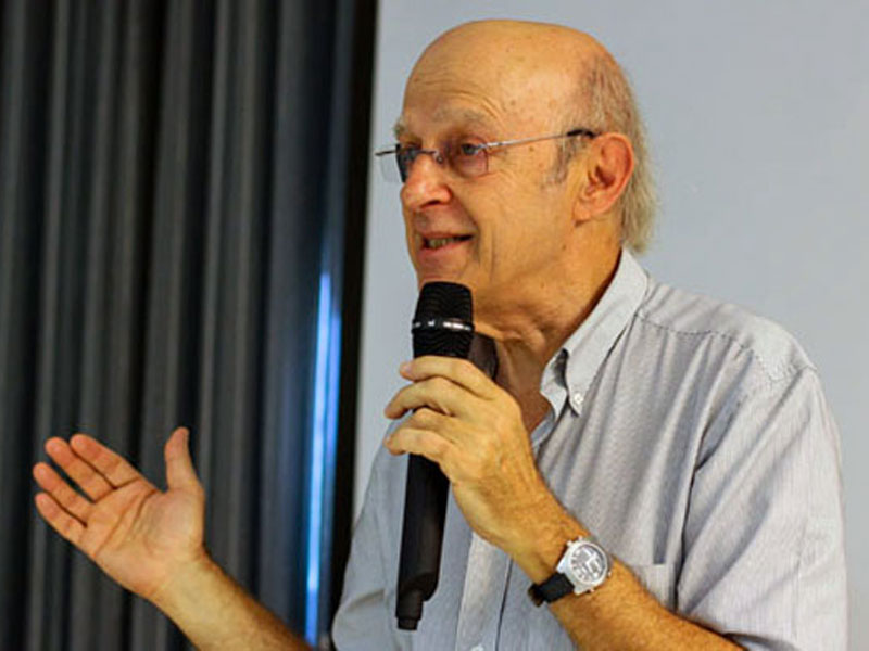 Augusto Petta, coordenador técnico do CES