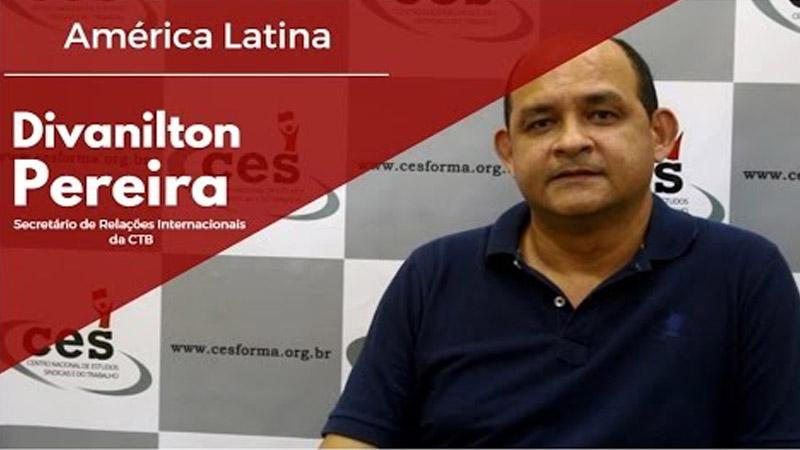 América Latina com Divanilton Pereira