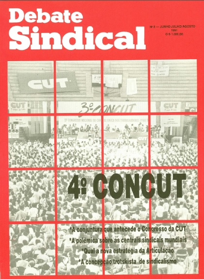 Revista Debate Sindical - Nº 08