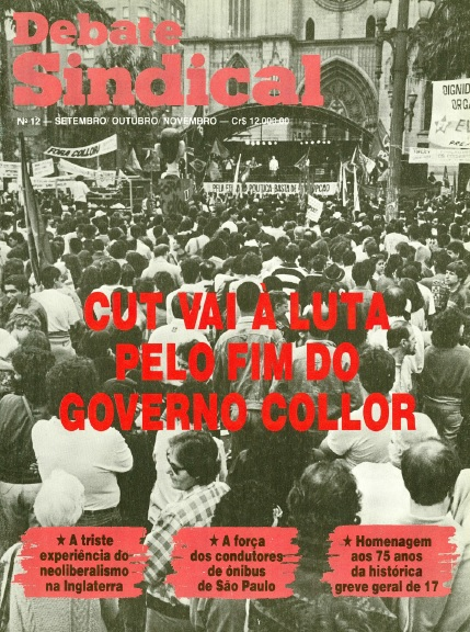 Revista Debate Sindical - Nº 12