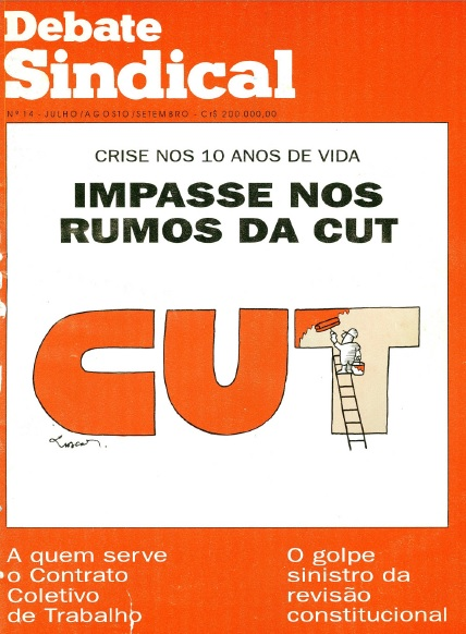 Revista Debate Sindical - Nº 14