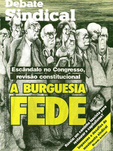 Revista Debate Sindical - Nº 15