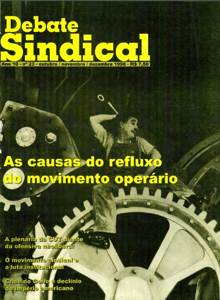Revista Debate Sindical - Nº 23