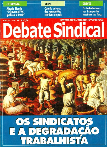 Revista Debate Sindical - Nº 31