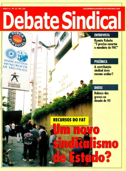 Revista Debate Sindical - Nº 32