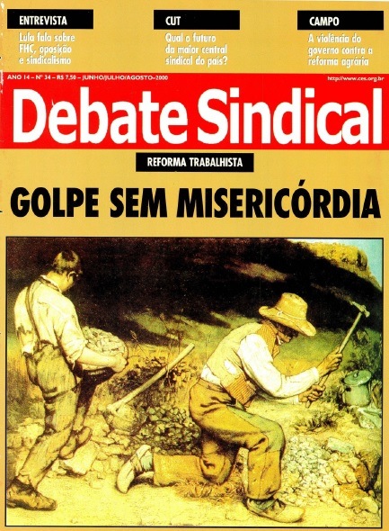 Revista Debate Sindical - Nº 34