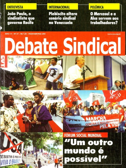 Revista Debate Sindical - Nº 37