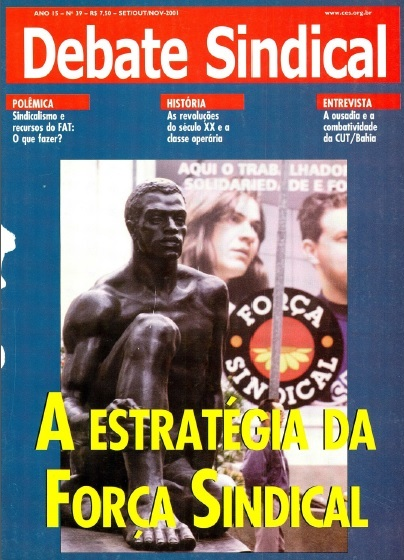 Revista Debate Sindical - Nº 39