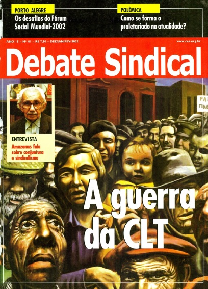 Revista Debate Sindical - Nº 41