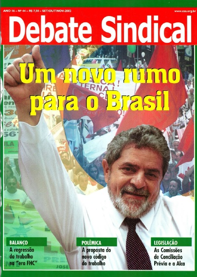 Revista Debate Sindical - Nº 44