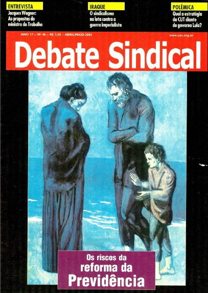 Revista Debate Sindical - Nº 46