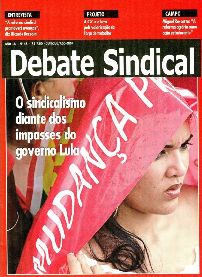Revista Debate Sindical - Nº 48