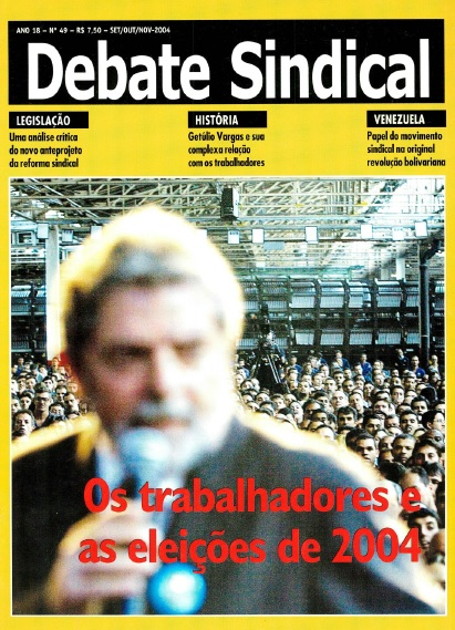 Revista Debate Sindical - Nº 49