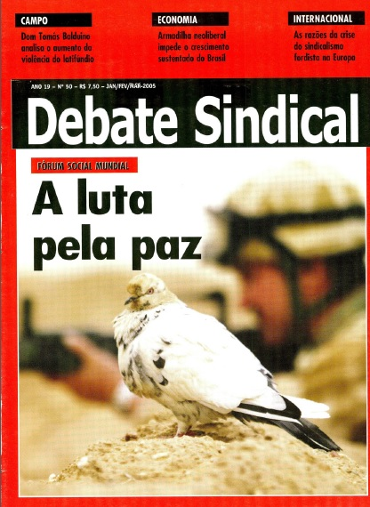 Revista Debate Sindical - Nº 50