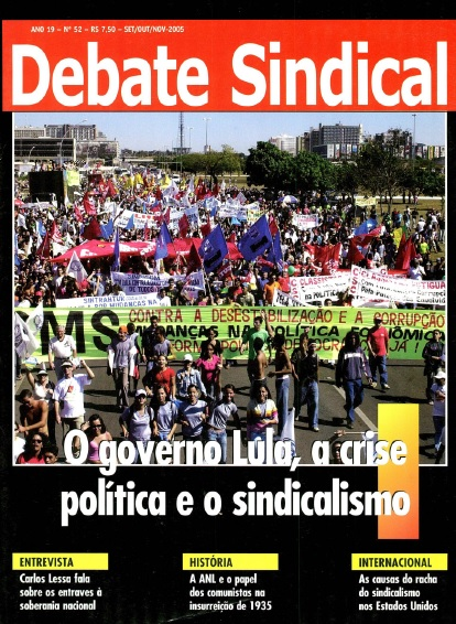 Revista Debate Sindical - Nº 52