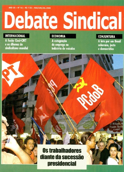 Revista Debate Sindical - Nº 54