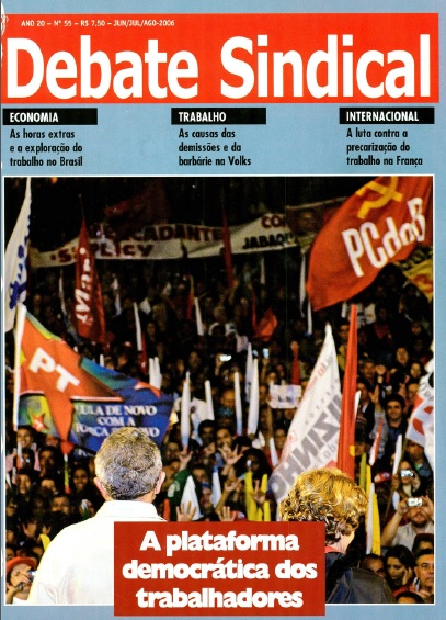 Revista Debate Sindical - Nº 55