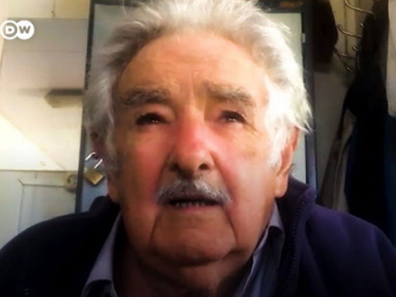 #Mujica