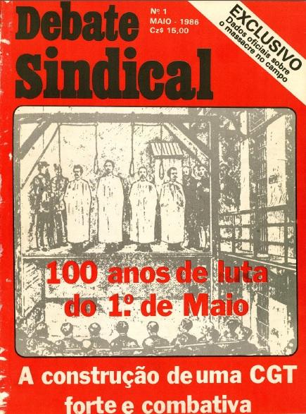 Revista Debate Sindical   nº01