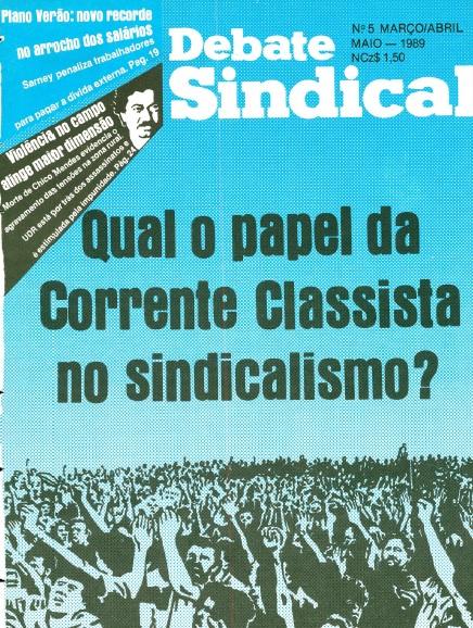 Revista Debate Sindical    nº05