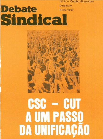 Revista Debate Sindical   nº6