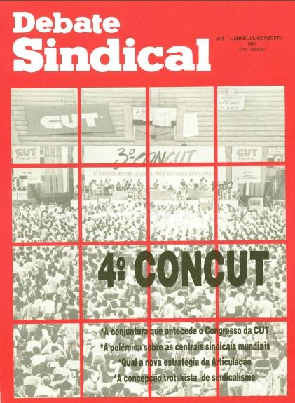 Revista Debate Sindical    nº8