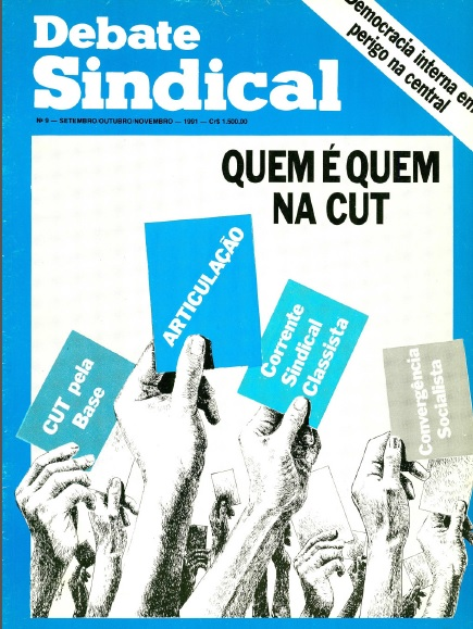 Revista Debate Sindical   n º09