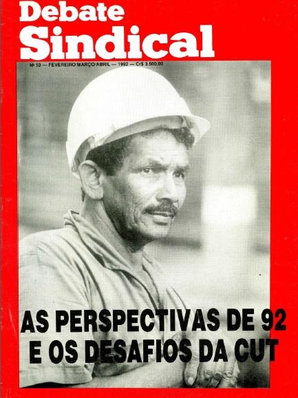 Revista Debate Sindical   nº10