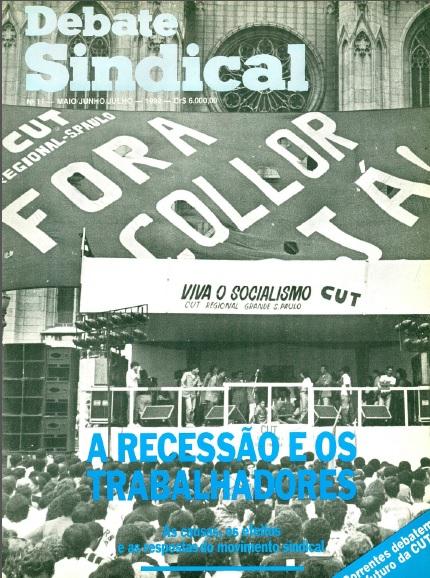 Revista Debate Sindical   nº11