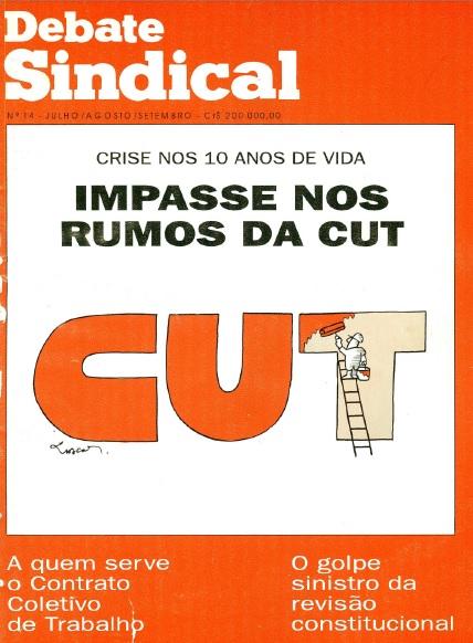 Revista Debate Sindical   nº14