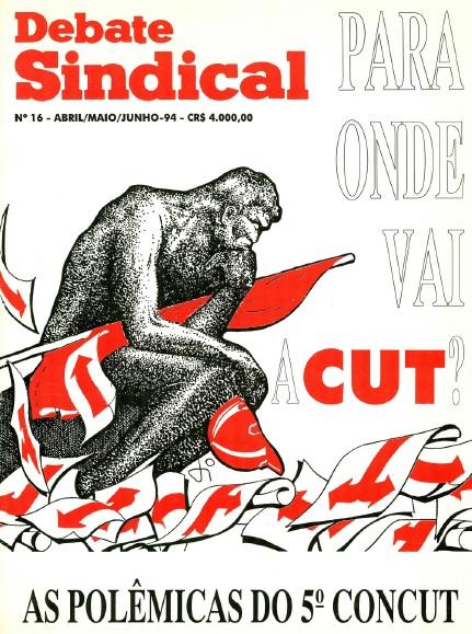Revista Debate Sindical   nº16