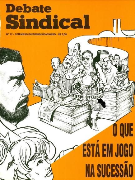 Revista Debate Sindical   nº17