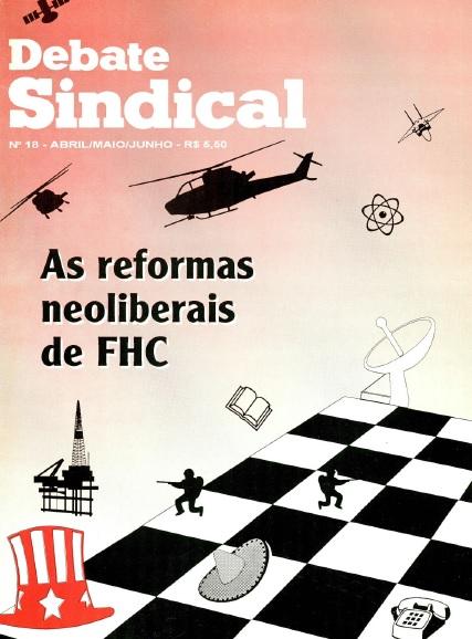 Revista Debate Sindical   nº18
