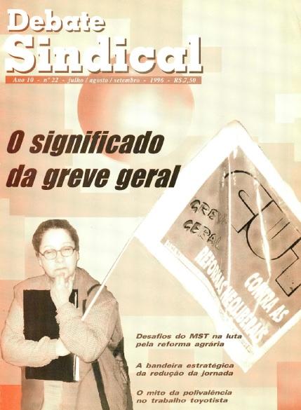 Revista Debate Sindical   nº22
