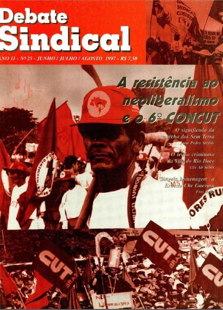 Revista Debate Sindical   nº25