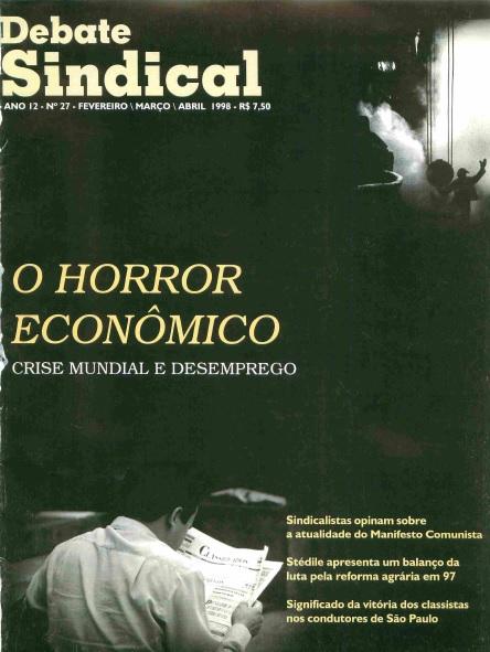 Revista Debate Sindical   nº27