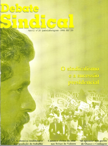 Revista Debate Sindical   nº26